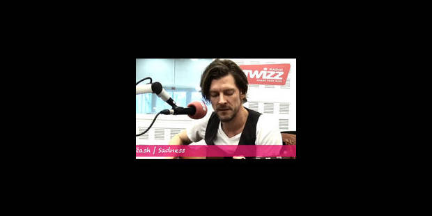 Stash en visite chez Twizz Radio - La Libre