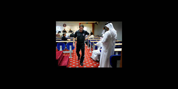 Vercauteren remercié par le club émirati d'Al Jazira - La Libre