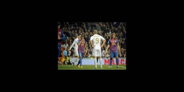 Le Barça et le Real s'éviteront jusqu'en finale - La Libre