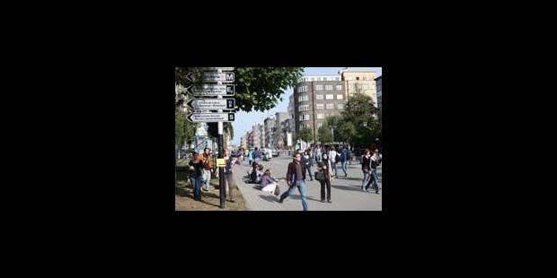 L'ULB lutte contre la pénurie de kots - La Libre