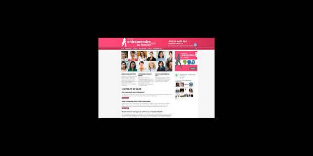 Les femmes entreprennent... en rose - La Libre