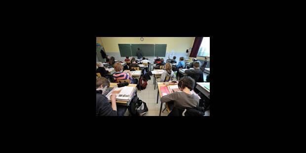 2300 places supplémentaires dans les écoles catholiques de Bruxelles - La Libre