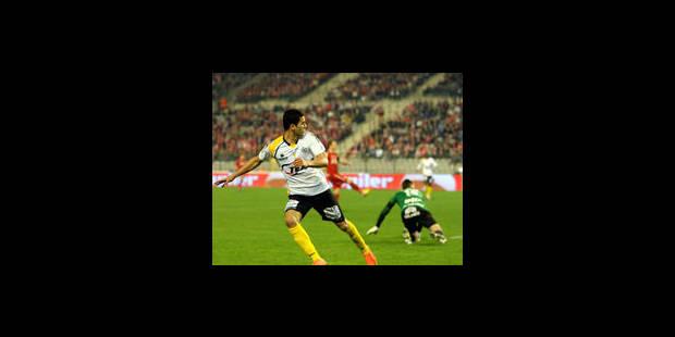 Lokeren remporte la Coupe de Belgique (0-1) - La Libre
