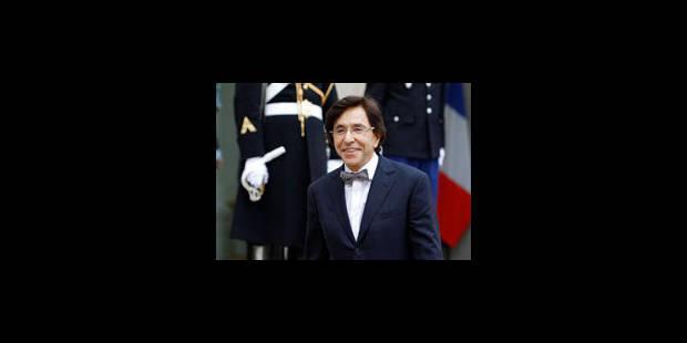 Troubles autour du soutien de Di Rupo à Hollande - La Libre