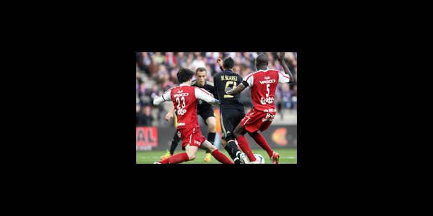 Anderlecht manque son entrée dans les playoffs (1-1) - La Libre