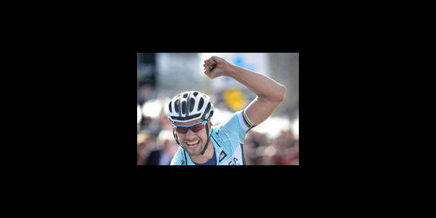 Tom Boonen remporte le Tour des Flandres - La Libre
