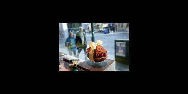 Le prix des oeufs de Pâques flambe - La Libre