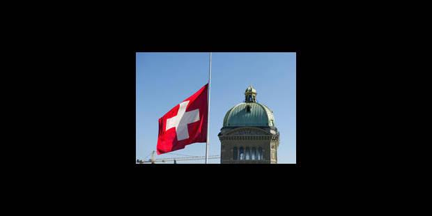 Bild porte plainte contre la ministre de la Justice suisse - La Libre