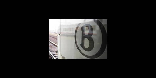 Incident sur la ligne Hal-Bxl-Midi: les voies complètement dégagées - La Libre