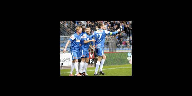 Genk s'impose sans discussion contre La Gantoise (2-0) - La Libre