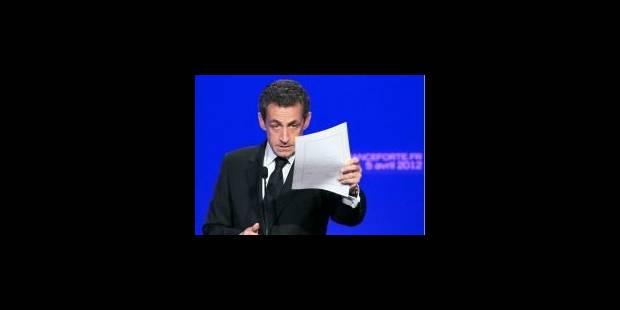 Emprisonné pour des menaces de mort envers Sarkozy - La Libre