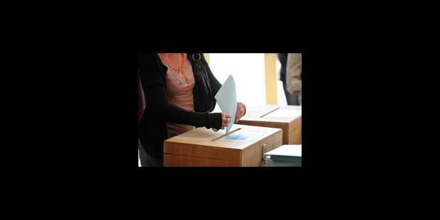 Le vote blanc toujours pas reconnu en France - La Libre