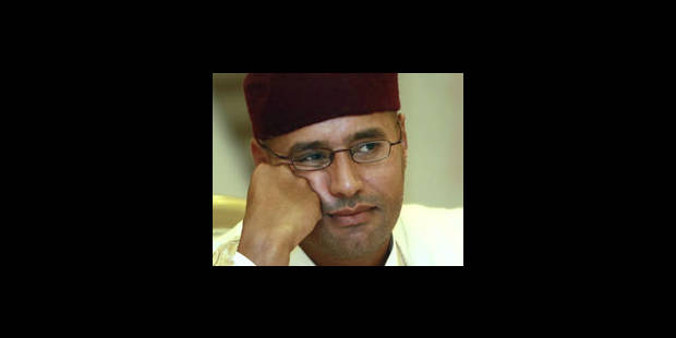 Seif al-Islam Kadhafi transféré à Tripoli la semaine prochaine - La Libre