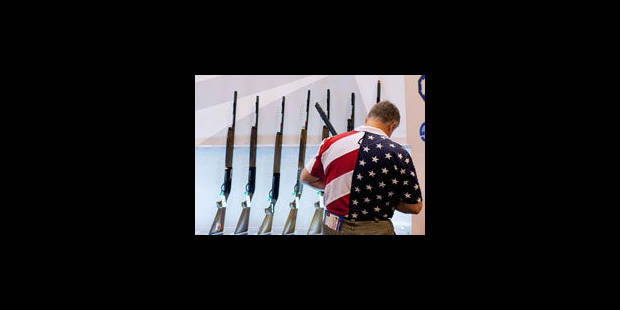 Mitt Romney courtise le lobby des armes - La Libre