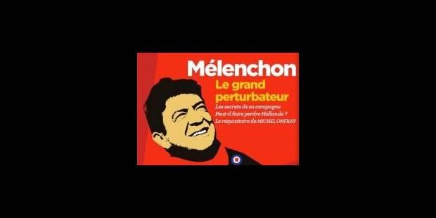 Jean-Luc Mélenchon s'attaque au NouvelObs