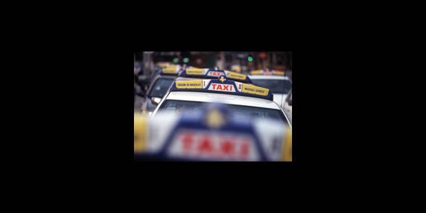 STIB: Les taxis bruxellois débordés - La Libre