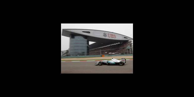 Nico Rosberg remporte le premier GP de sa carrière - La Libre