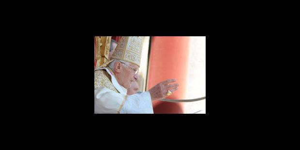 Le pape rend hommage au rôle des chrétiennes - La Libre