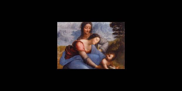 Sur la piste des secrets de Léonard de Vinci - La Libre