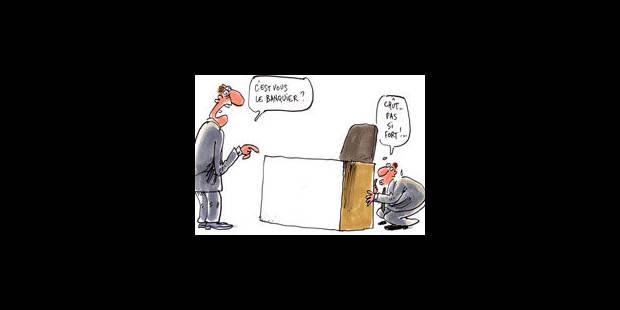 Les banquiers sont-ils sous pression ? - La Libre