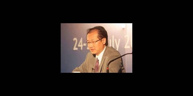 Jim Yong Kim nommé président de la Banque mondiale - La Libre