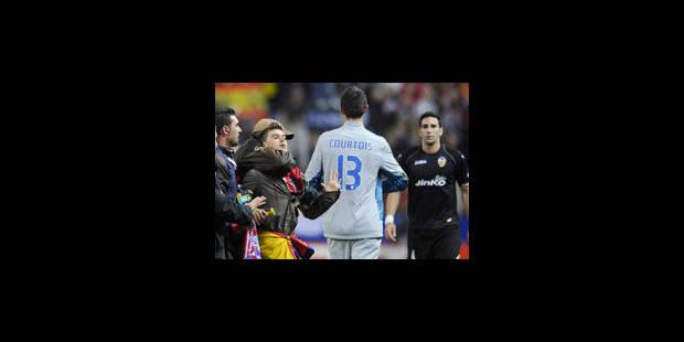 L'Atletico Madrid s'impose face à Valence (4-2) - La Libre