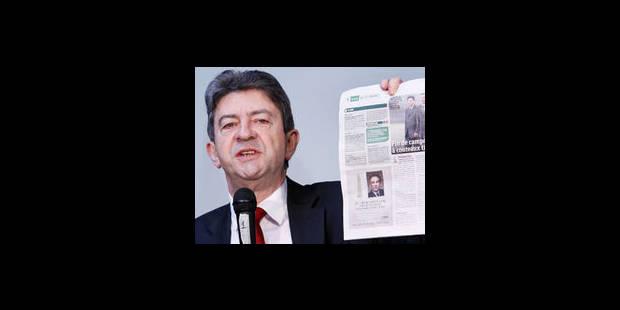 La presse européenne, sceptique sur les chances de Sarkozy, souligne le score de Le Pen - La Libre