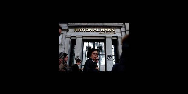 Grèce : les petites entreprises grandes victimes de la crise - La Libre