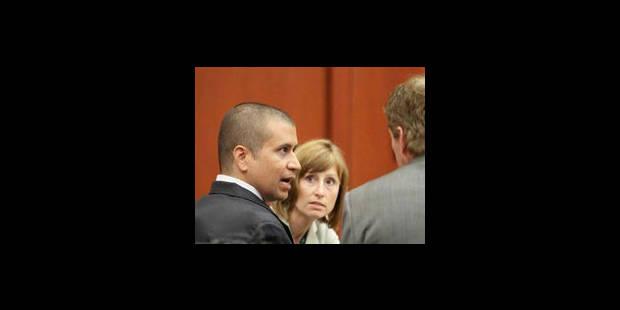 George Zimmerman libéré sous caution - La Libre
