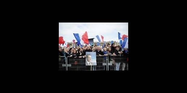 Les France de Sarkozy, Hollande et Le Pen - La Libre