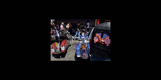 Un club de bikers dangereux en Belgique? - La Libre
