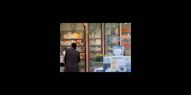 """La """"pharma"""" rejette l'idée d'Onkelinx - La Libre"""