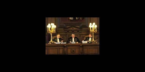 La Cour de cassation surchargée - La Libre
