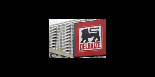 Delhaize encaisse une grosse perte - La Libre