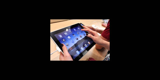 Systemat joue la carte Apple - La Libre