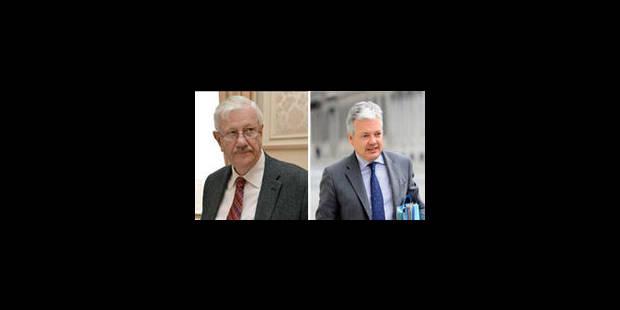 Immigration : Reynders crée le malaise - La Libre