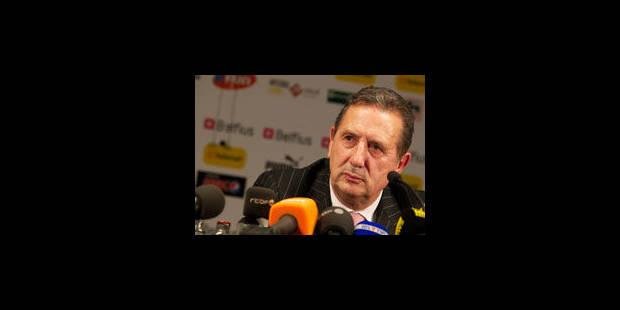 À l'Union belge, Martens ne digère pas la désertion de Leekens
