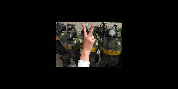 """Une """"loi spéciale"""" pour juguler le conflit étudiant - La Libre"""