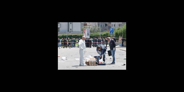 Brindisi: la police recherche le principal suspect - La Libre