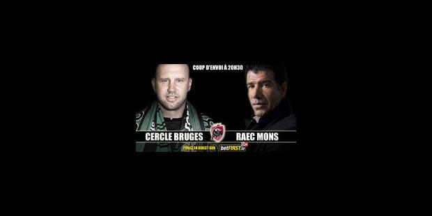 Cercle de Bruges - Mons 3-2 - La Libre