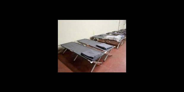 Cinq blessés lors d'une bagarre générale au centre pour demandeurs d'asile - La Libre