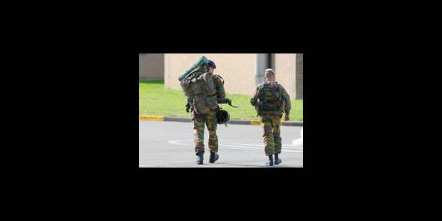 Les troupes belges hors d'Afghanistan pour la fin 2014