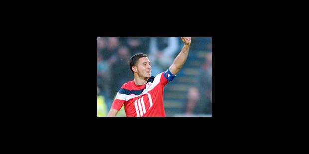 """Eden Hazard: """"Chelsea, ça fait hésiter"""" - La Libre"""