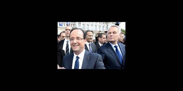 La génération modérée de François Hollande - La Libre