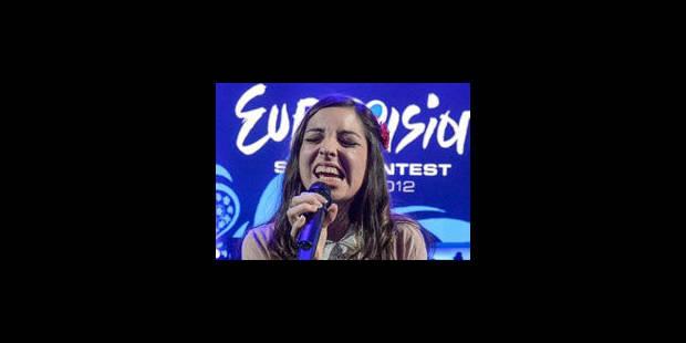 La Belgique éliminée de l'Eurovision 2012 - La Libre
