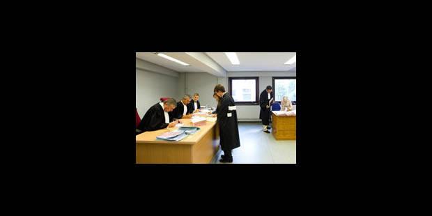 Les criminels lourds pourront racheter leur procès - La Libre