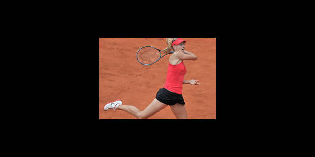 Rome: Sharapova revient de nulle part et gagne le tournoi - La Libre