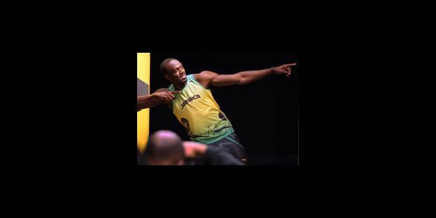 """Usain Bolt : """"Je veux ébahir les gens aux J.O"""" - La Libre"""
