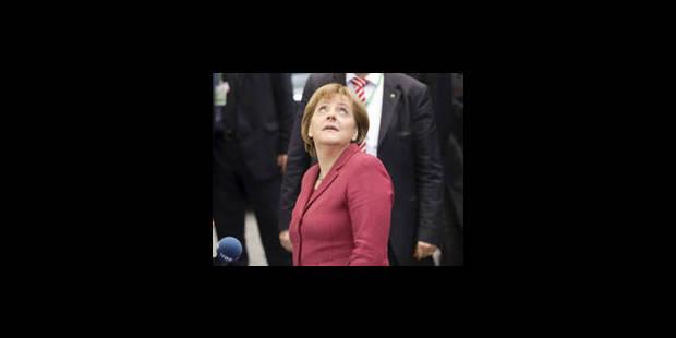 Merkel veut transférer plus de pouvoirs à la Commission - La Libre