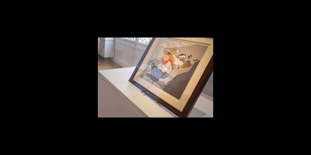 """La BD la plus chère au monde: """"Tintin en Amérique"""" - La Libre"""